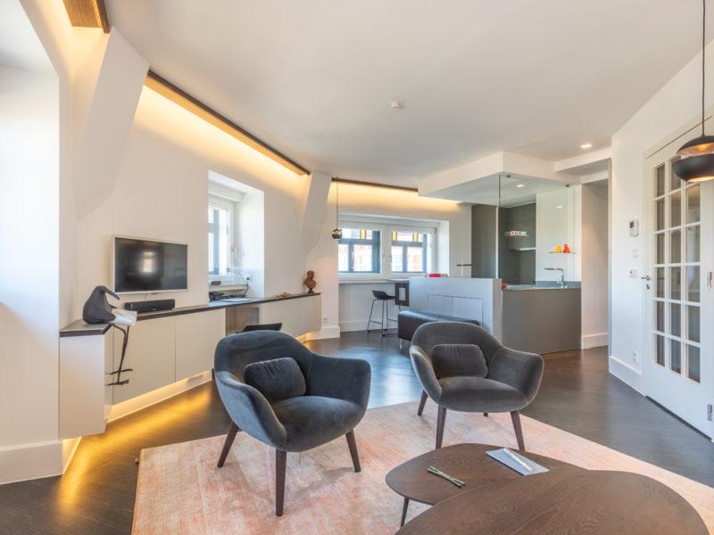 Apartment – Brugmann Square – Ixelles