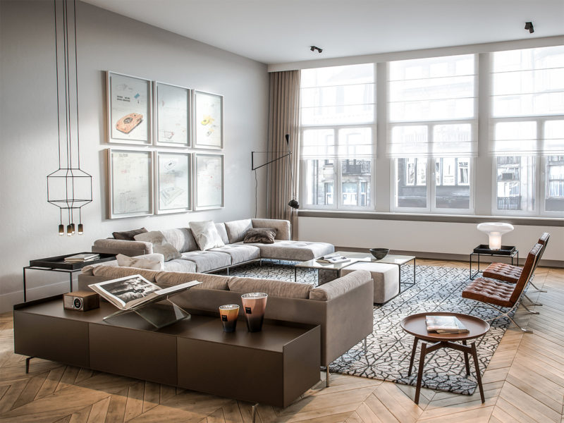 appartement plantin - anvers - covers